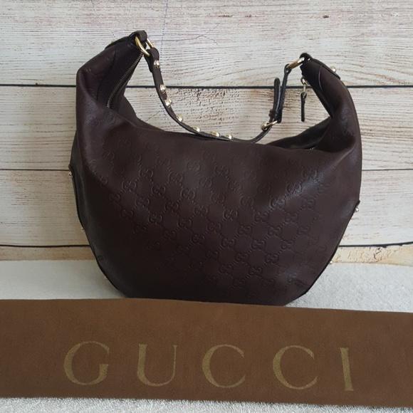 8dc5de922e8 Gucci Handbags - Authentic Gucci Guccissima Leather Pelham Bag